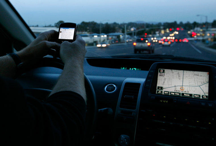 In a recent survey of 1,000 parents, 89 percent said they are concerned about their children being in a car with someone who is texting and driving.