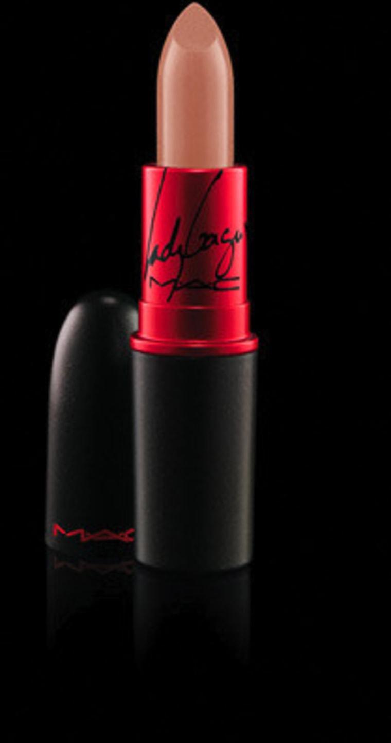 MAC lipstick stole the no. 1 spot.