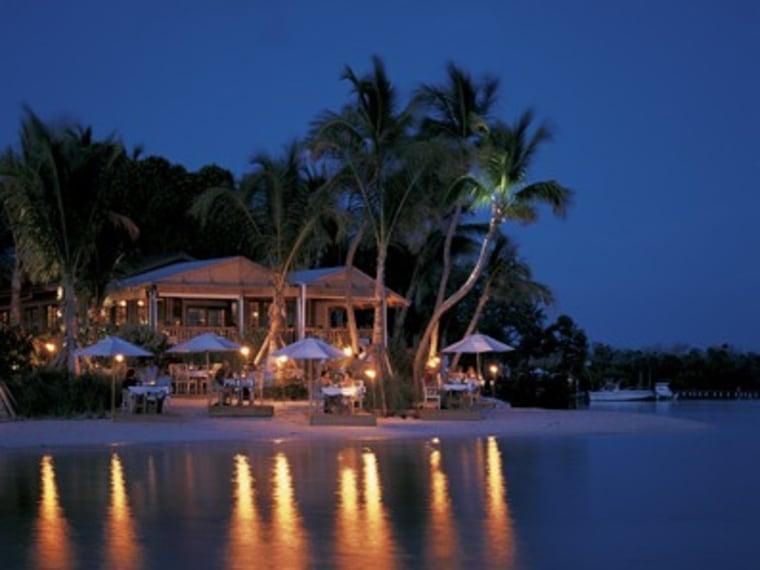 Little Palm Island Resort & Spa, Little Torch Key, Fla.