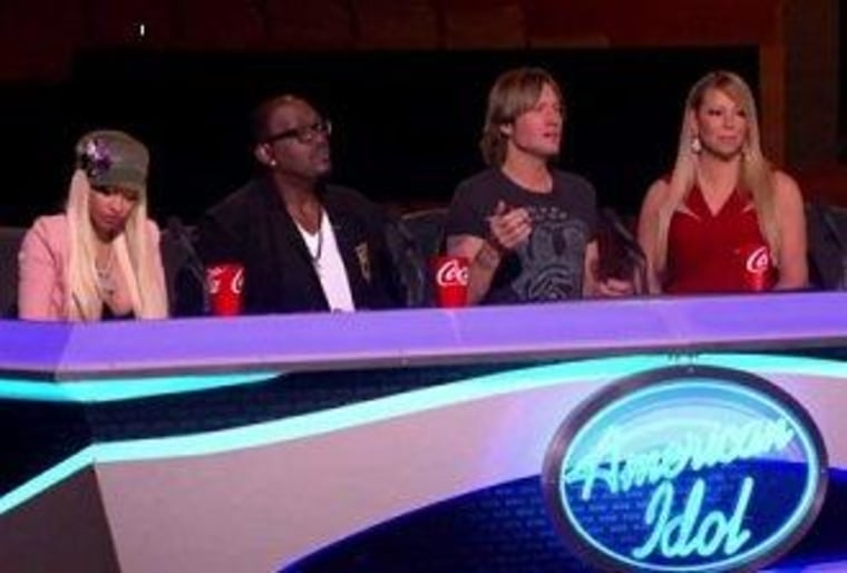 The judges made their top-40 picks on