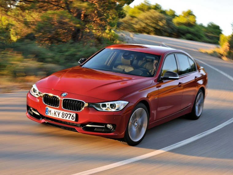 BMW is recalling more than 570,000 3-Series vehicles in North America over a battery cable connector that can fail and cause an engine to stall.