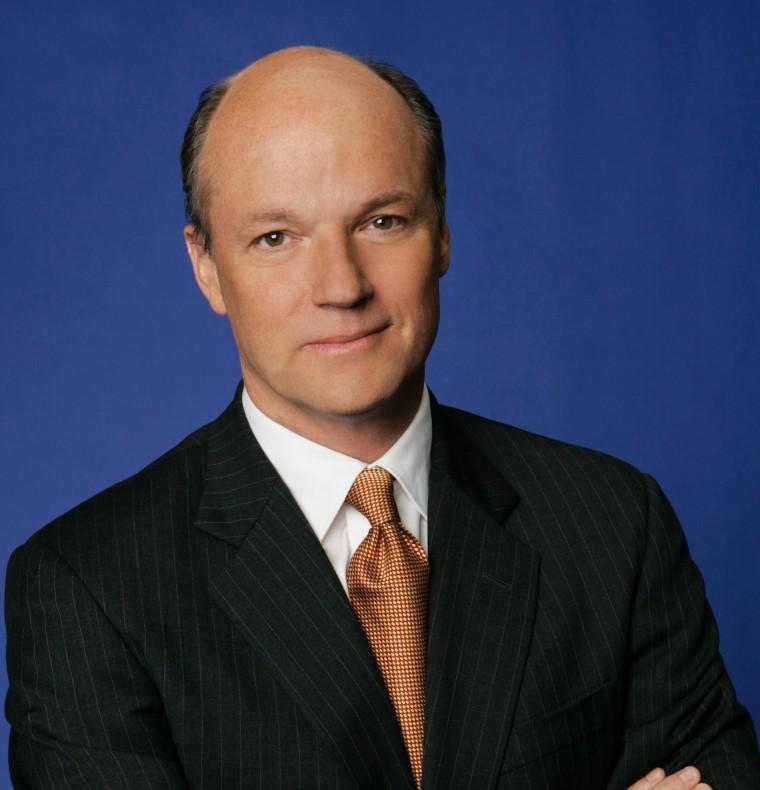 MSNBC President, Phil Griffin