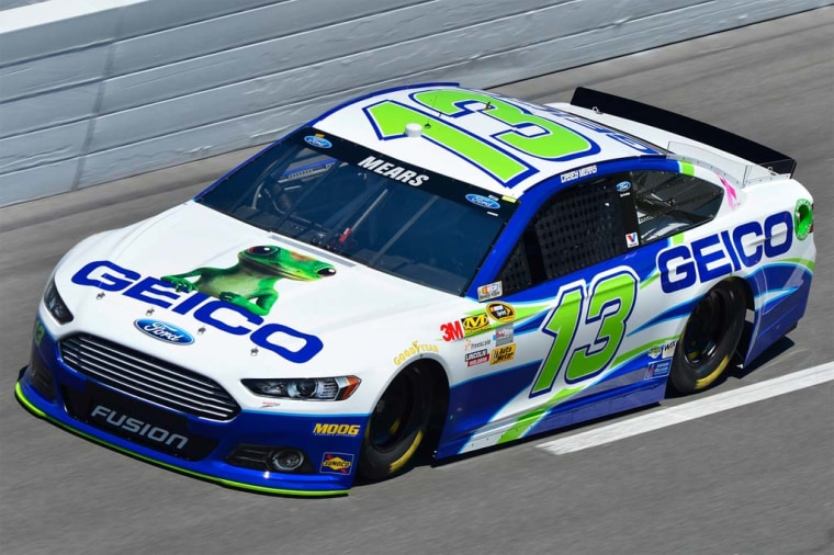 Ford Putting The Stock Back In Stock Car Racing