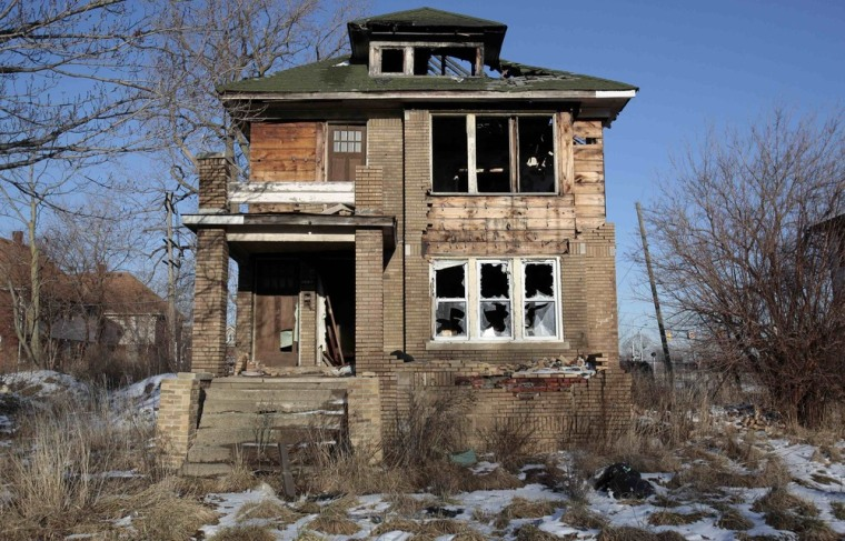 Forbes ranked Detroit as the