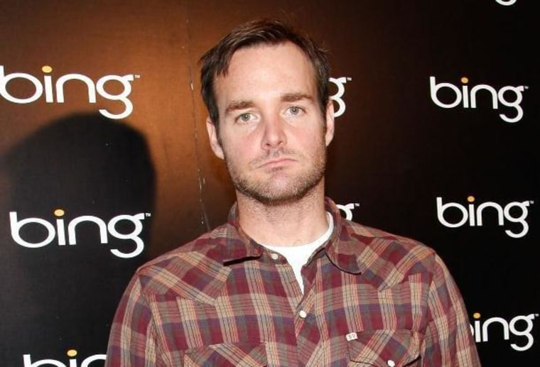 Actor Will Forte, at the Bing Bar on Jan. 21 in Park City, Utah, doesn't think G-strings are all that funny.