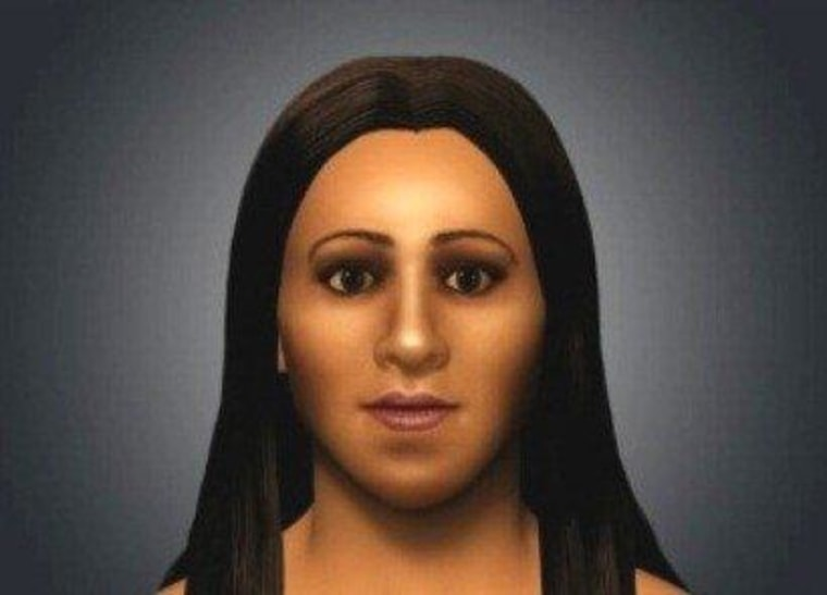 Researchers have reconstructed the face of Arsinoe IV, Cleopatra's sister, based on measurements from a skull discovered in Ephesus.