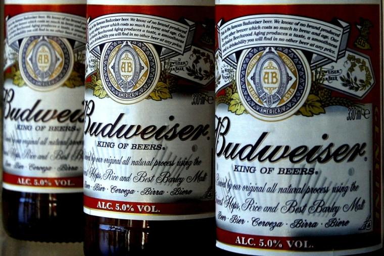 Image: Budweiser