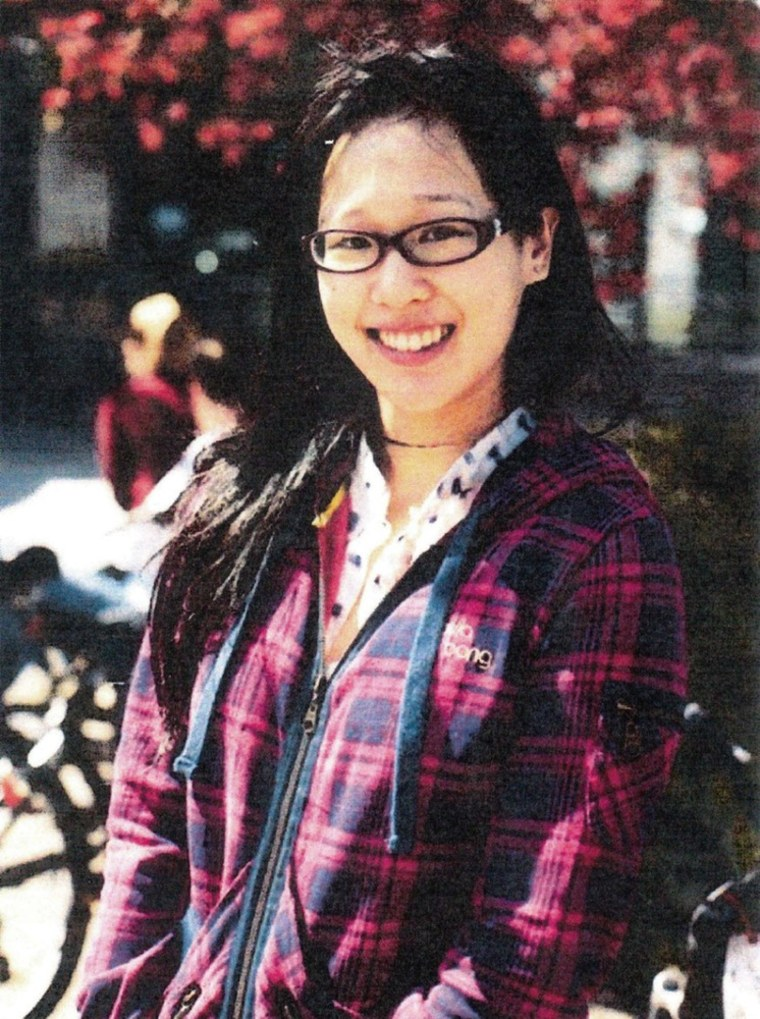 This undated image released by the Los Angeles Police Department shows Elisa Lam of Vancouver, Canada.
