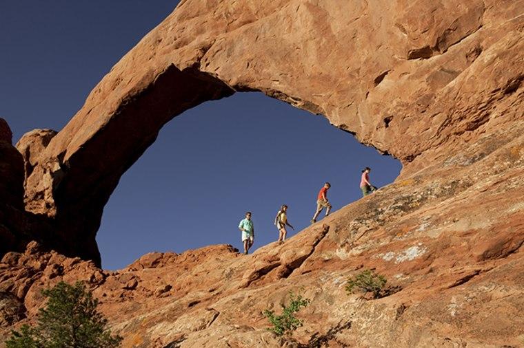 Utah's Arches National Park