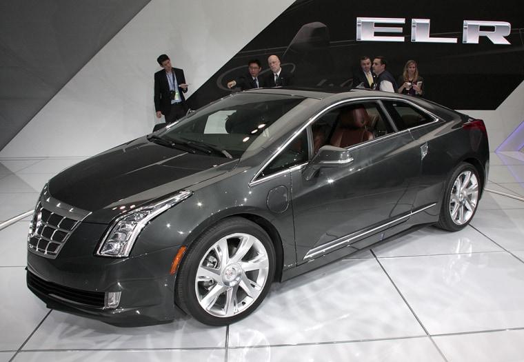 Image: New Cadillac ELR