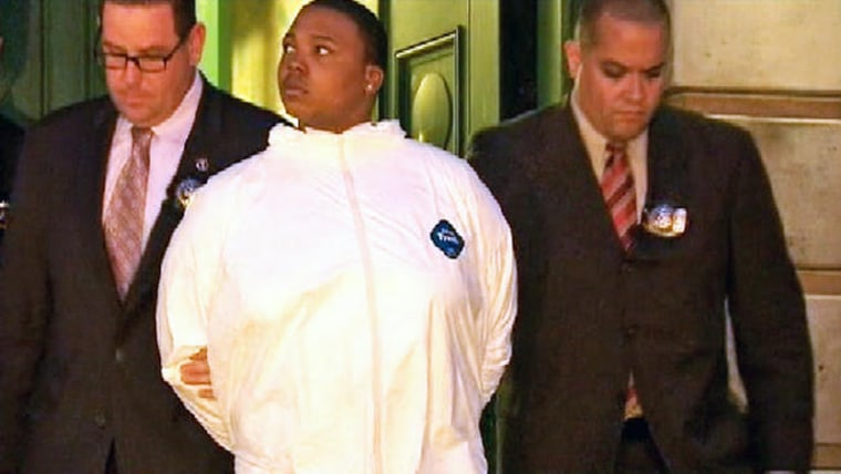 Bahsid Mclean, 23-year-old son of Tania Byrd, was charged with second-degree murder, among other charges Wednesday.