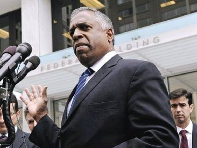 U.S. Attorney B. Todd Jones, President Obama's choice to lead the ATF