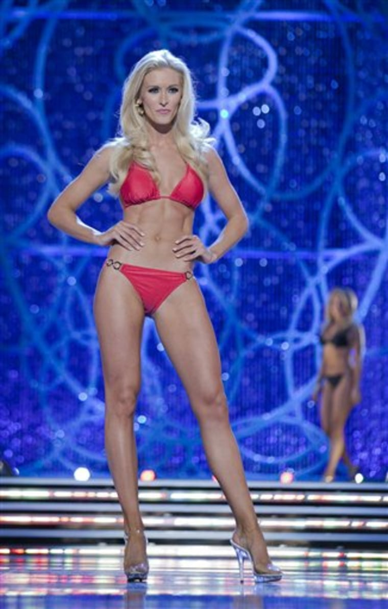 ad8f510e14 Miss America contestant gets hate mail over mastectomy plans