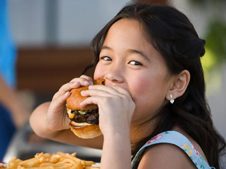 A new study shows that kids around the world who eat more fast food also have more severe asthma and allergies.