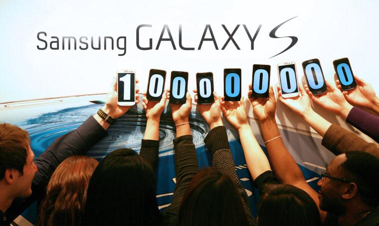 Samsung 100 mil