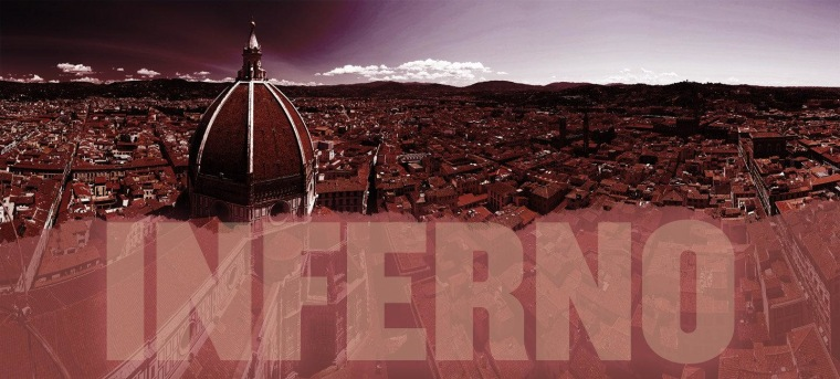 You cracked the code! Dan Brown's new book titled 'Inferno'