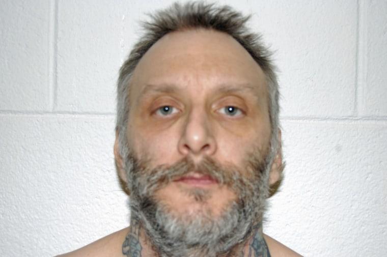 Inmate Robert Gleason Jr., seen in March 2011.
