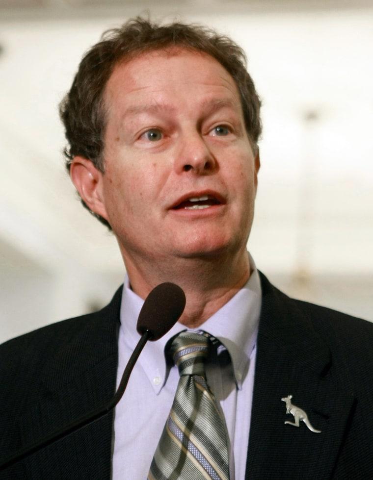 John Mackey, co-CEO of Whole Foods