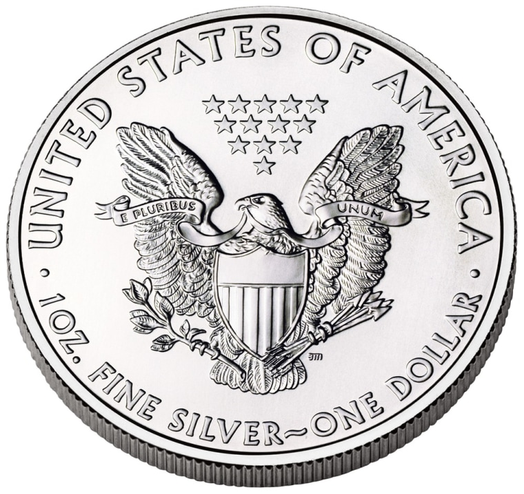 The U.S. Mint has temporarily run out of 2013 American Eagle silver bullion coins.