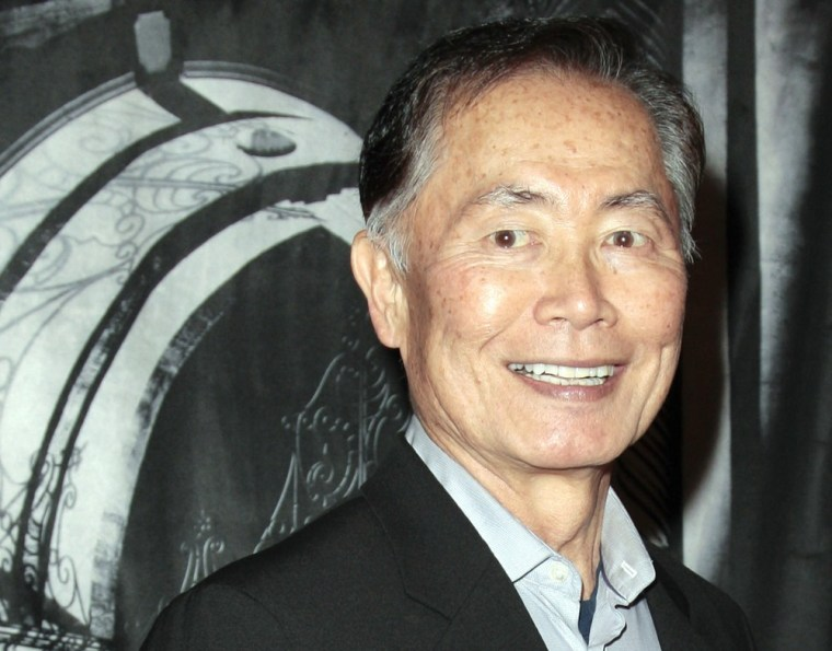 """George Takei told Andy Cohen on Thursday that William Shatner is far from his favorite \""""Star Trek\"""" co-star."""