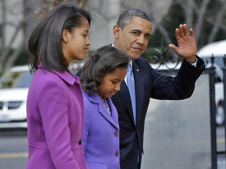 Festivities for President Barack Obama's second inauguration.