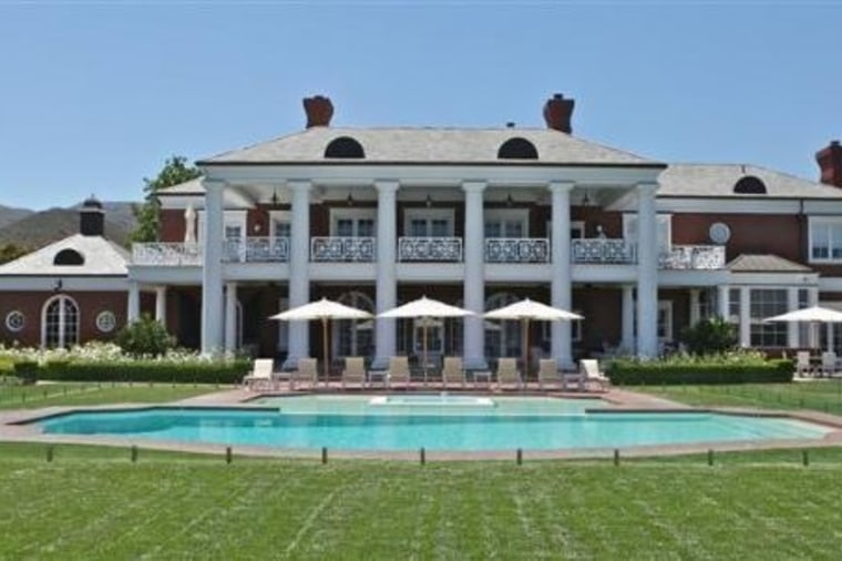 Wayne Gretzky's custom estate in Thousand Oaks, Calif., is for sale for $14.995 million.