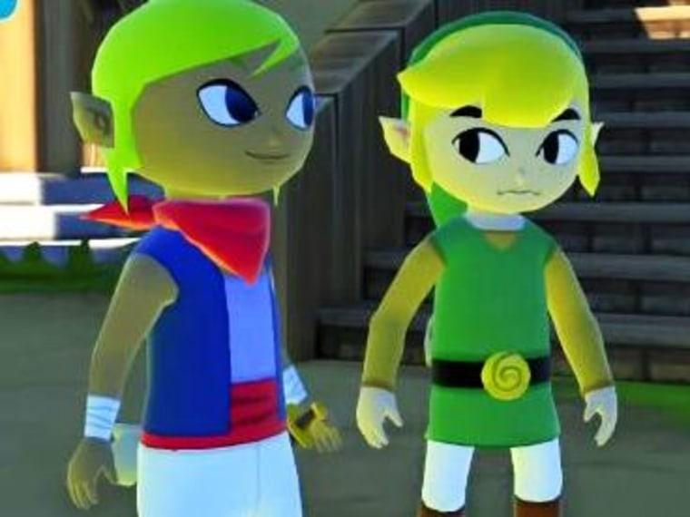 The Legend of Zelda: The Winda Waker