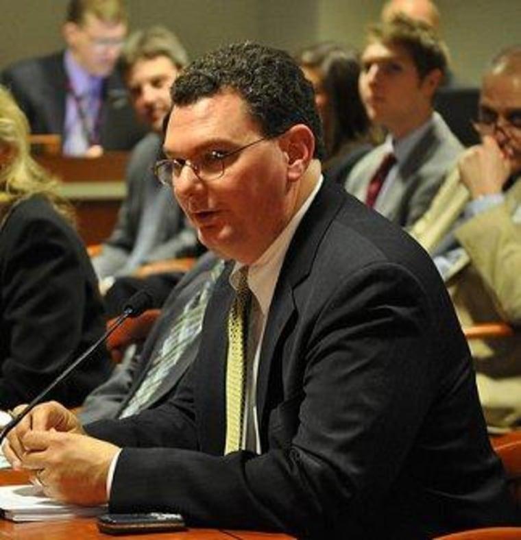 Michigan state Rep. Pete Lund (R)
