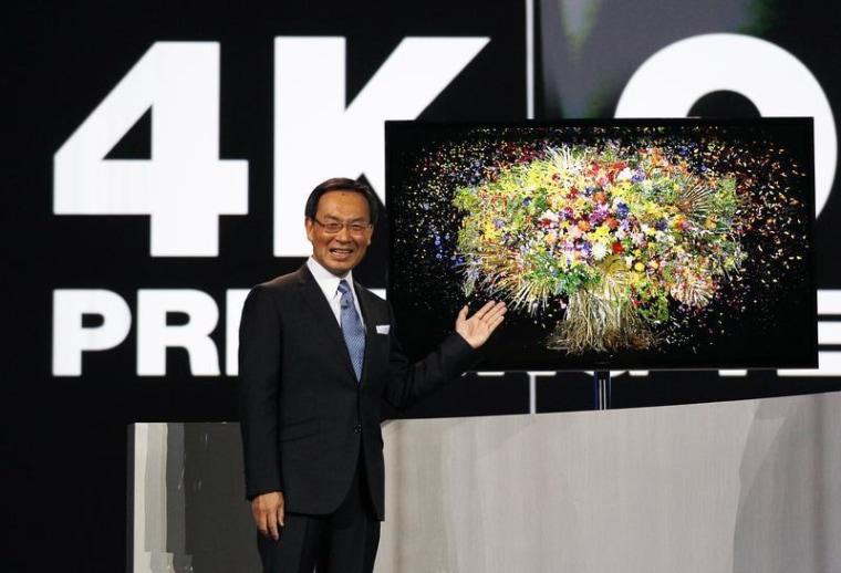 Image: 4K TV