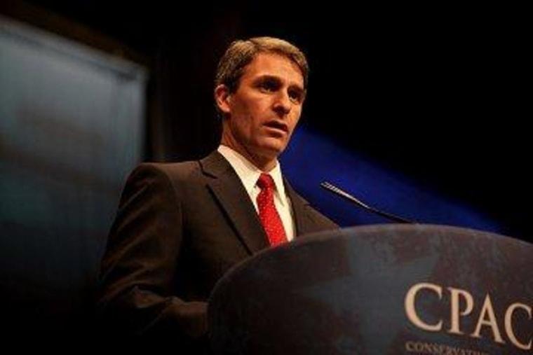 Virginia Attorney General Ken Cuccinelli (R)