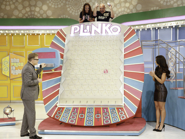 'Price Is Right' is doing an all-Plinko episode