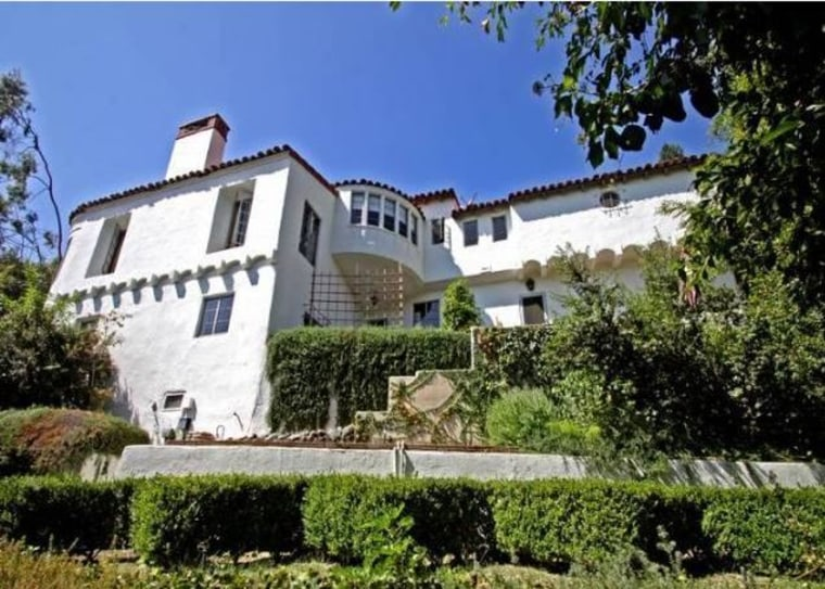 Image: Olivia Wilde home