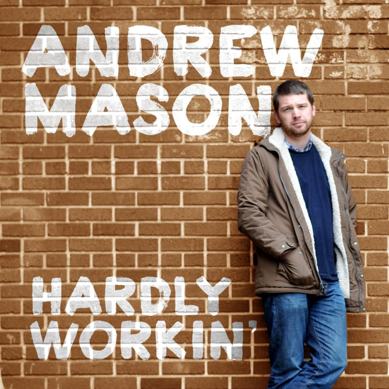 Andrew Mason, the Groupon founder who got the boot earlier this year, has made a rock album.