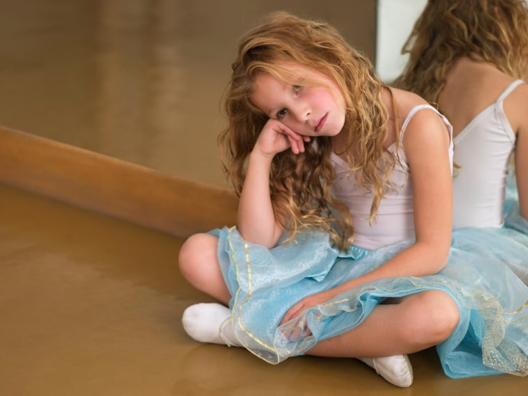 9f9bd8b03 ballerina, girl, sad, sports, activities, after-school, child,
