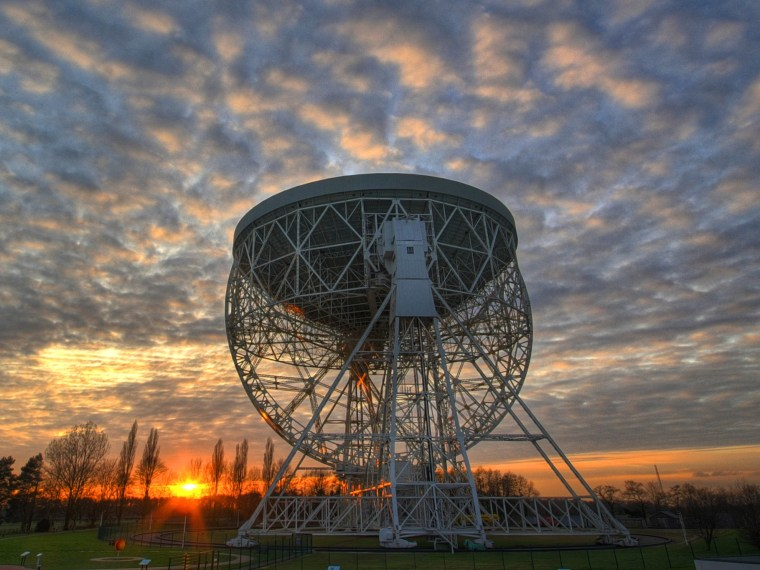 E.T., old chap? British astronomers launch SETI network to seek aliens