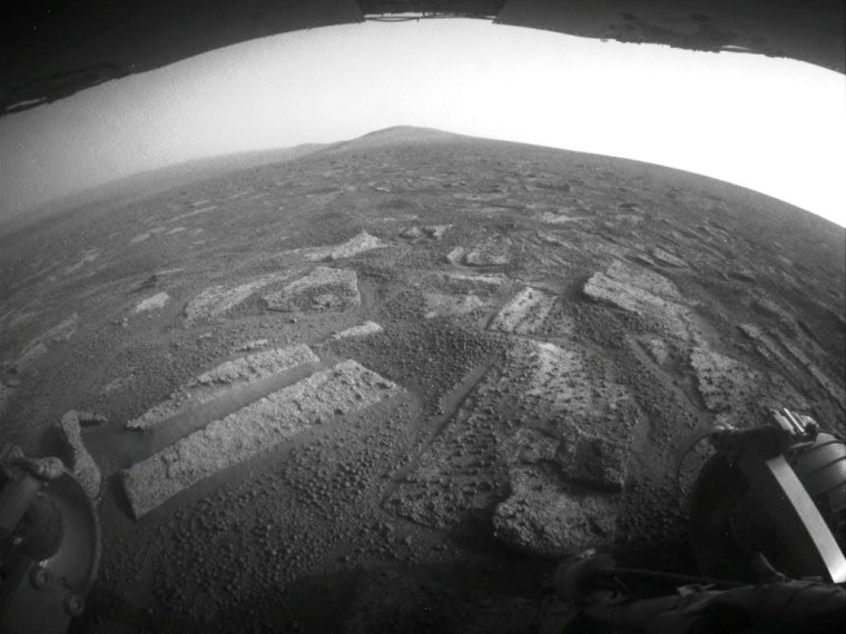 10 years after launch, Opportunity rover hits new Martian milestone