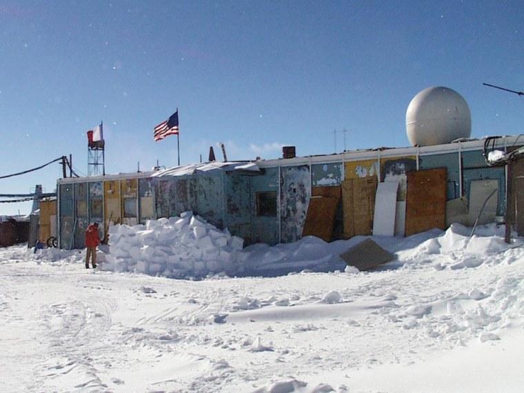 Image: Vostok Station