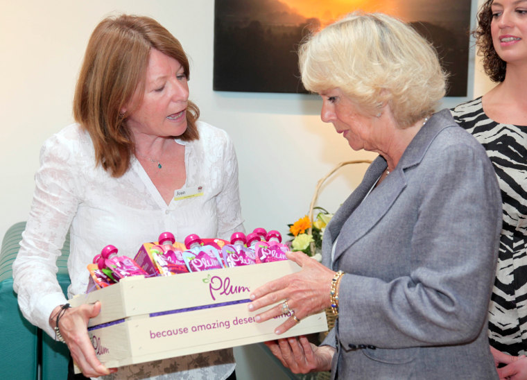 Just as they are about to become grandparents, HRH the Prince of Wales and the Duchess of Cornwall today paid a visit to the Rhug Estate in Wales, a l...