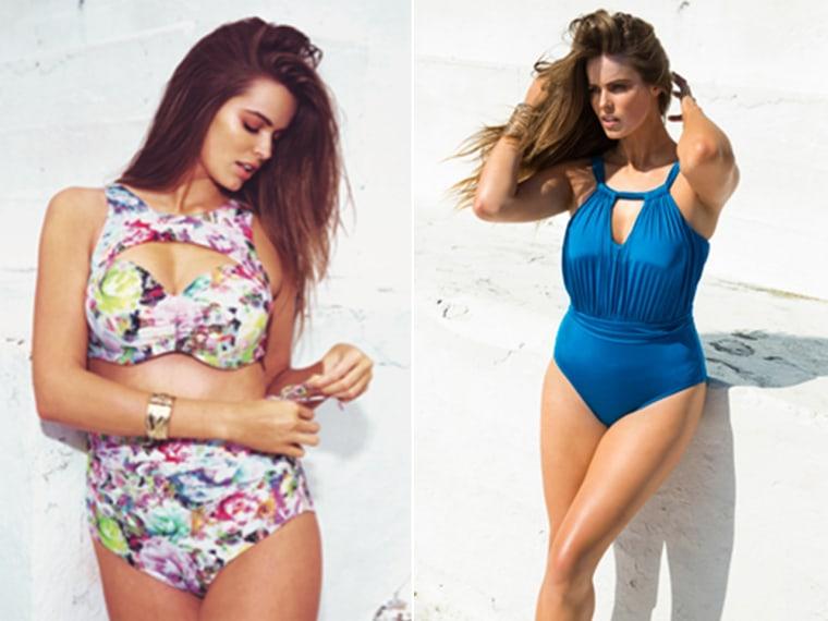 bbda970a051d1 Plus-sized model s new swimwear line makes waves