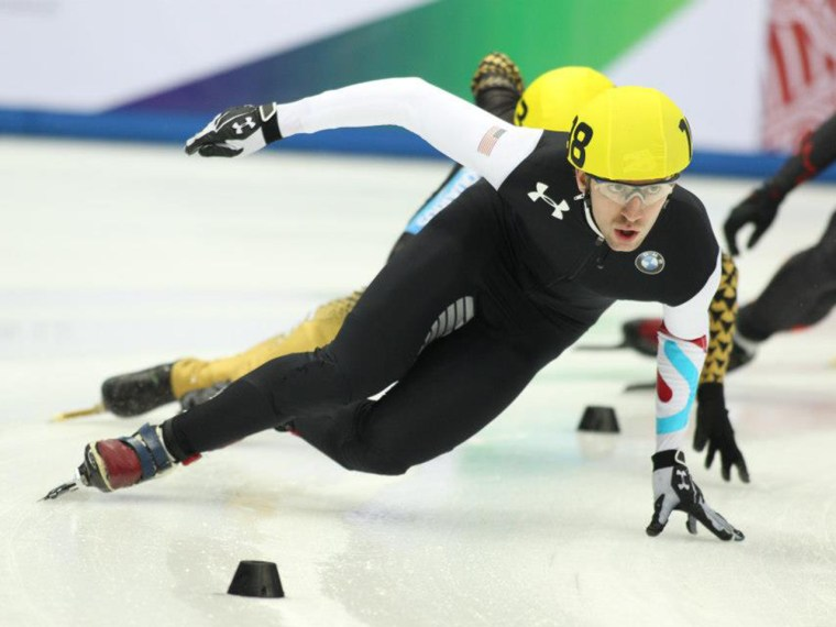 Hopefuls for the 2014 Winter Olympics in Sochi like top U.S. speedskater Chris Creveling have turned to online crowd-funding sites to help raise money to pay bills and allow themselves to focus on training.