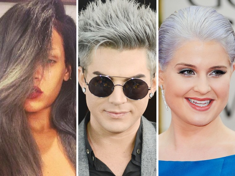 IMAGE: Rihanna, Adam Lambert, and Kelly Osbourne