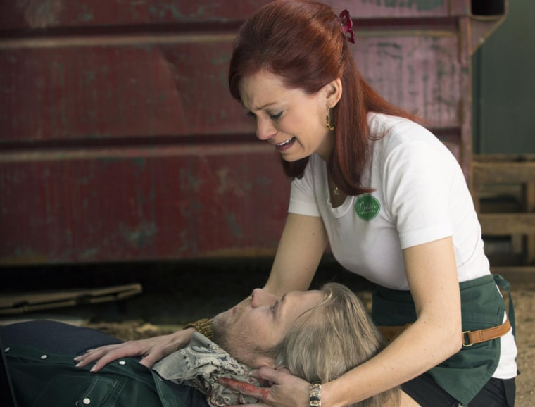 True Blood Star It Was The Right Time For Terry To Die