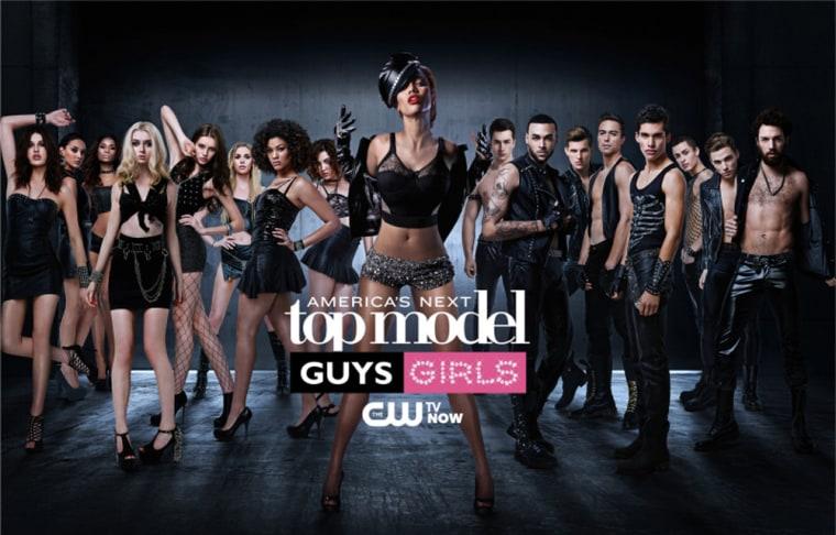 "IMAGE: ""America's Next Top Model"""