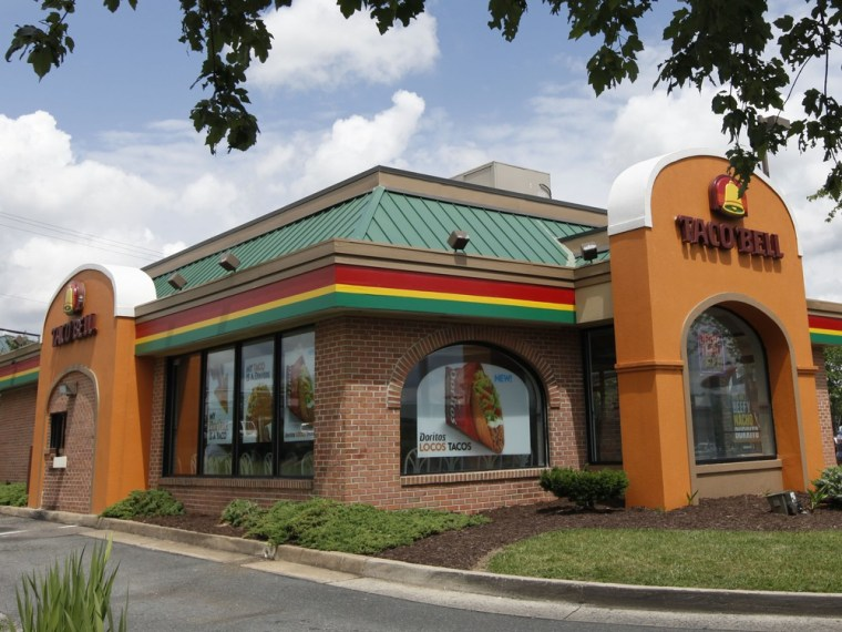 Taco Bell will no longer sell kids' meals and toys. The fast food chain said none of its U.S. restaurants will have them by next January.
