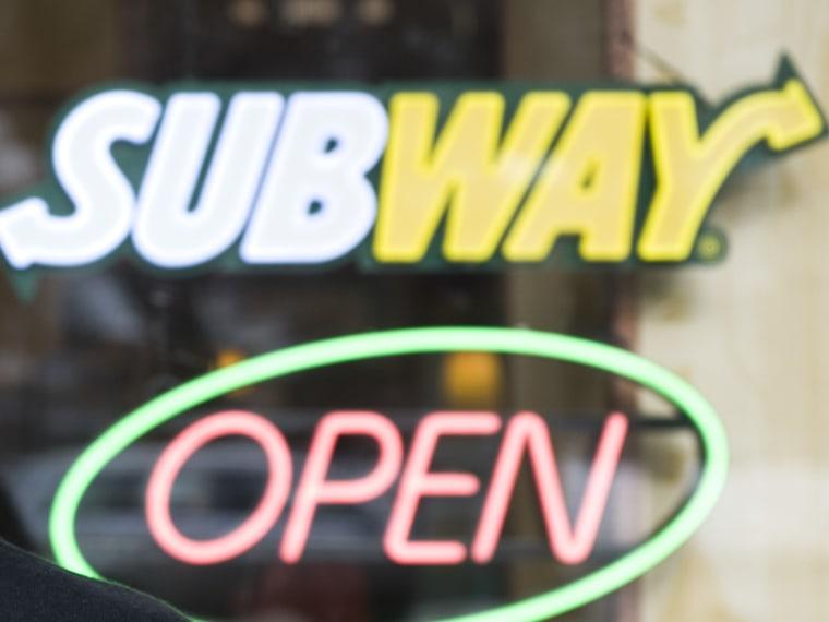Image: Subway