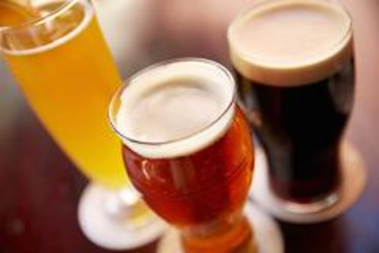Beer sales dropped 3 percent in the three months leading up to May 2013 and are down 2.6 percent in the year to date.