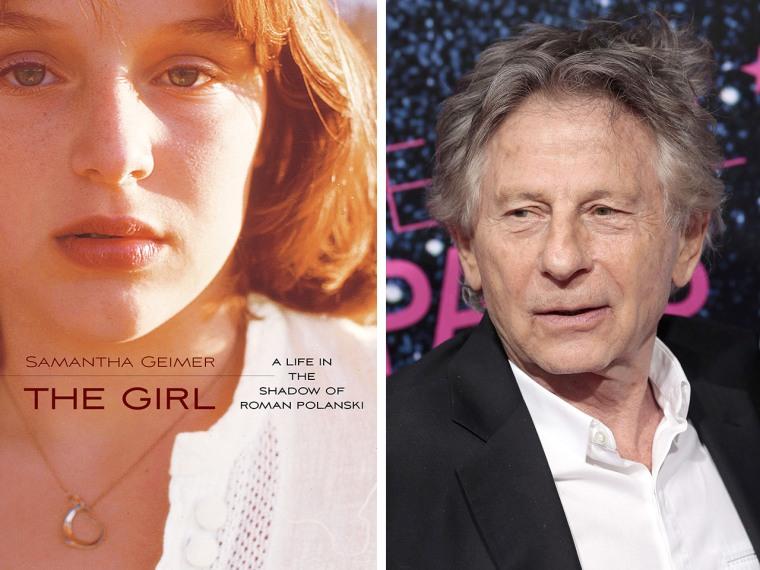 "The cover of Smantha Geimer's new memoir, ""The Girl."""