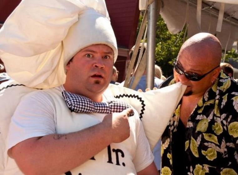 Pierogi Fest, Whiting, Indiana, Mr. Pierogi