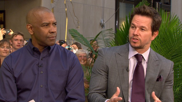 Denzel Washington, Mark Wahlberg.