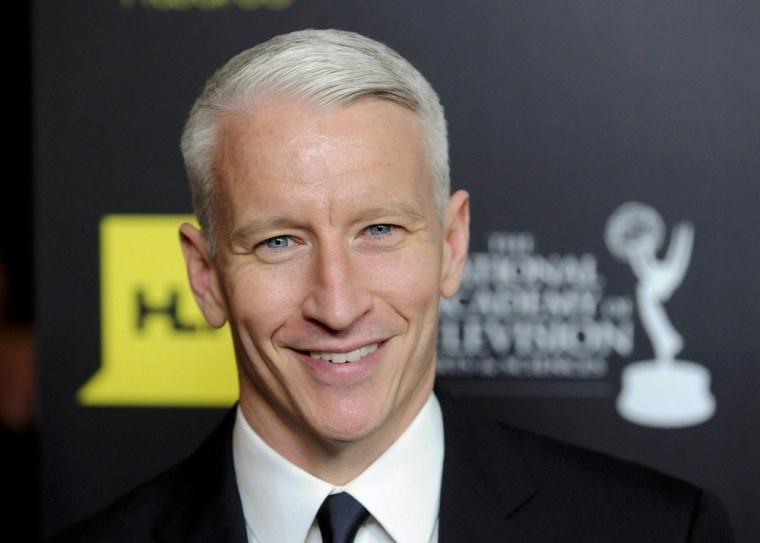 Anderson Cooper's alleged stalker arrested in New York